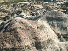 Ischigualasto National Park Stock Images