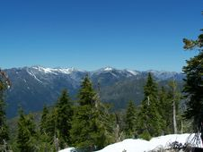 Free Trinity Alps Vista Northwest Royalty Free Stock Images - 9738029