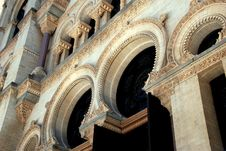 Free NYC:  Eldridge Street Synagogue Royalty Free Stock Images - 9738119