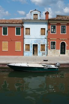 Free Venezia, Canale Royalty Free Stock Photos - 9738688