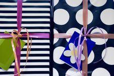Free Gift Boxes Stock Photos - 9739963