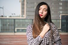 Free Asian Girl Love Stock Photos - 97314563