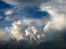 Free Sky, Cloud, Daytime, Cumulus Royalty Free Stock Photography - 97340927