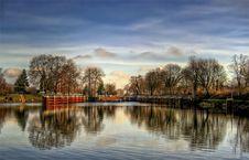 Free Reflection, Waterway, Sky, Water Stock Photos - 97348573