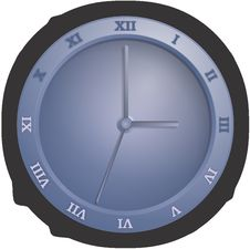 Free Clock, Product Design, Product, Circle Royalty Free Stock Images - 97348769