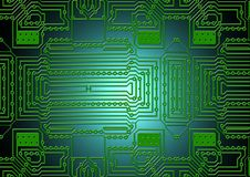Free Green, Technology, Electronic Engineering, Electrical Network Stock Image - 97357201