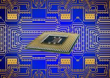 Free Blue, Electronic Engineering, Technology, Structure Royalty Free Stock Images - 97357429