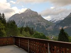 Free View From The Hostel Balcony Royalty Free Stock Photo - 97381495