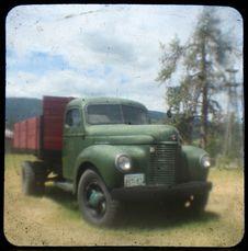 Free Mean Green Machine Stock Photos - 97381693