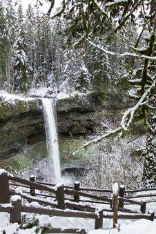 Free North Falls, Waterfalls, Oregon Royalty Free Stock Photo - 97381695