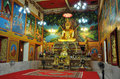 Free Temple Cruch Buddha Indoor Stock Photography - 9743352
