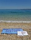 Free Adriatic Beach 1 Stock Photography - 9748202