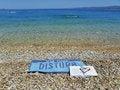 Free Adriatic Beach Stock Photo - 9748280