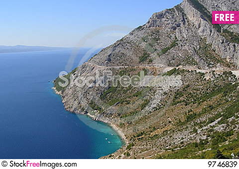 Free Adriatic Coast Royalty Free Stock Images - 9746839