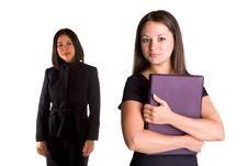 Free Businesswomen Royalty Free Stock Photos - 9740788
