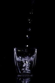Free Water Drops Stock Images - 9742614