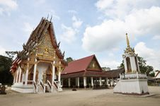 Free Crurch Temple Country Thailand Royalty Free Stock Photo - 9742805
