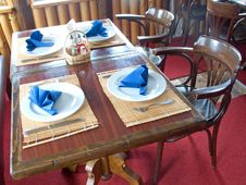 Free Dining Table Stock Images - 9743054