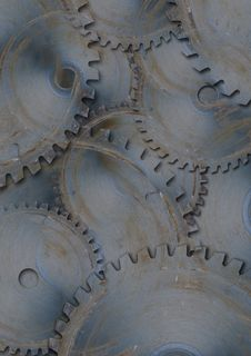 Free Saw Blades Background Stock Images - 9743994