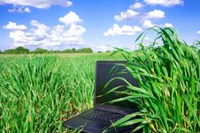 Free Laptop Computer Stock Photography - 9744952