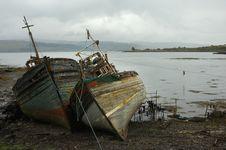 Free Ship Wrecks Royalty Free Stock Photos - 9745098