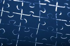 Free Abstract Puzzle Background Stock Photos - 9745533
