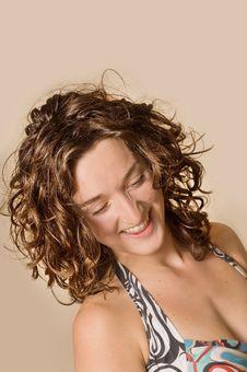 Free Happy Woman Stock Photos - 9745593