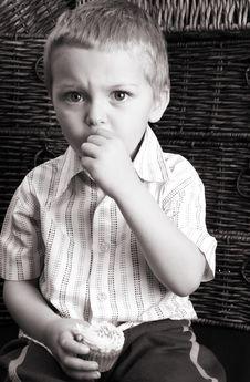 Free Toddler Royalty Free Stock Image - 9746866