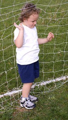 Free Goalie Stock Image - 9747991
