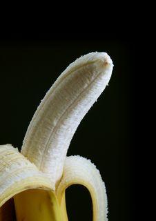 Free Banana Royalty Free Stock Photo - 9748535