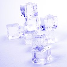 Free Ice Cubes Stock Photos - 9748593