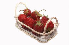 Free Strawberries Stock Photo - 9748780