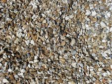 Free Gravel Stones Royalty Free Stock Image - 9749006