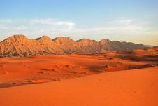 Free Desert Royalty Free Stock Image - 9749466