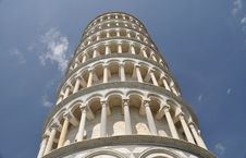 Free Leaning Tower Pisa Royalty Free Stock Image - 97447426