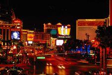 Free Las Vegas Boulevard Royalty Free Stock Image - 97447496