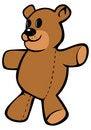 Free Plush Teddy Bear Stock Photography - 9750122