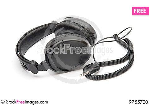 Free Headphones Stock Photo - 9755720
