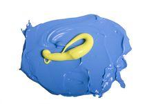 Free Acrylic Paint Stock Image - 9751021