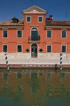 Free Venezia, Canale Royalty Free Stock Photos - 9751528