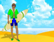 Free Surf Sport Stock Images - 9752134