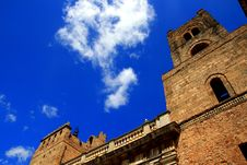 Free Monreale Cathedral, Norman Architecture, Sicily Stock Photography - 9753272