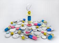 Free Pills Stock Photos - 9753283