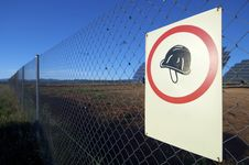 Free Put On The Helmet Stock Photo - 9753890