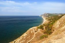 Free Coast Of The Black Sea Stock Photography - 9754182