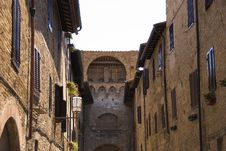 Free Volterra, Tuscany Stock Images - 9754844