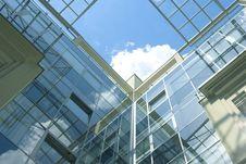 Free Modern Building In Kiev Stock Photo - 9754960
