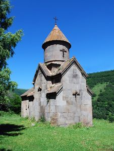 Free Old Medieval Church Stock Photography - 9755642