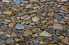Free Loose Stacked Stone Stock Images - 9756174