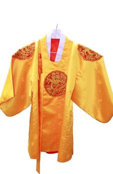 Free Oriental Shirt Royalty Free Stock Photo - 9757785